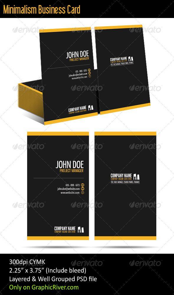 44 best taste business card inspiration images on pinterest carte rd minimalist business card reheart Images