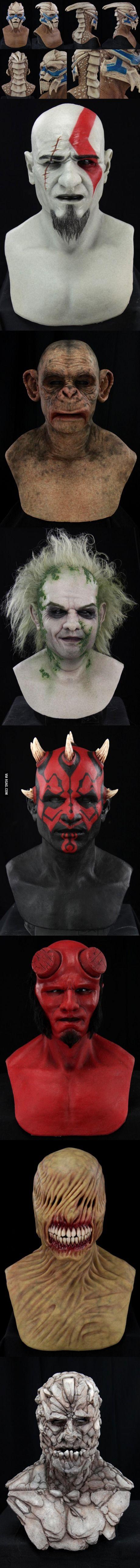 44 best Silicone masks images on Pinterest