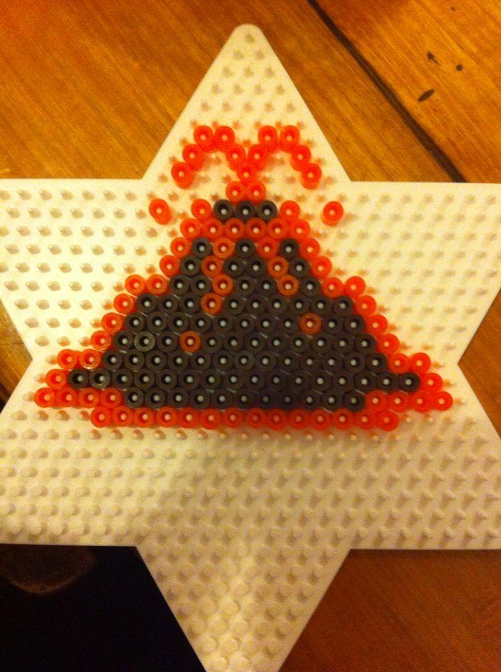 how to fix hama beads