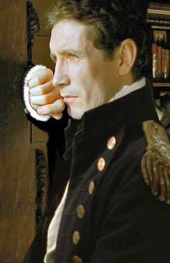 Lt. William Bush in Horatio Hornblower (Paul McGann)