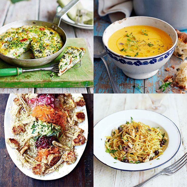 Koop verstandig, kook slim, verspil minder: deze low-budget recepten tover je aan het einde van de maand ook nog op tafel! Pasta Niets is…