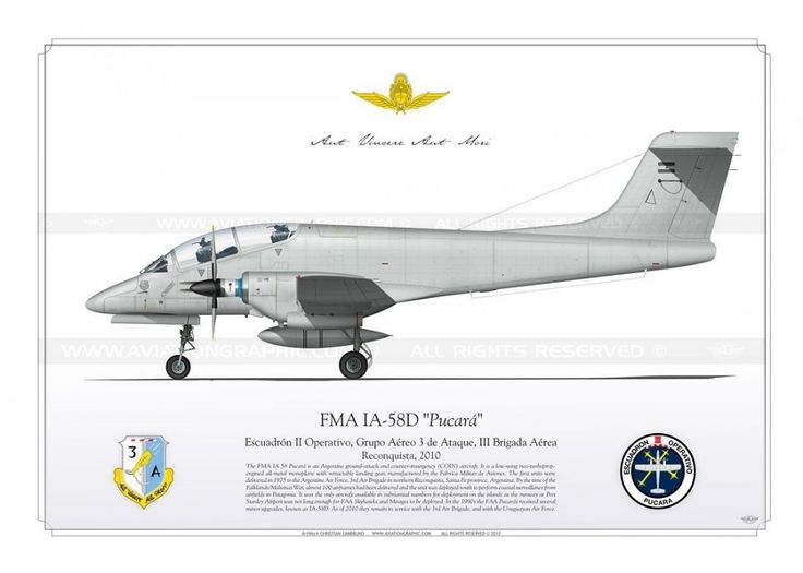 Perfiles Aviones Argentinos | Página 15 | Zona Militar