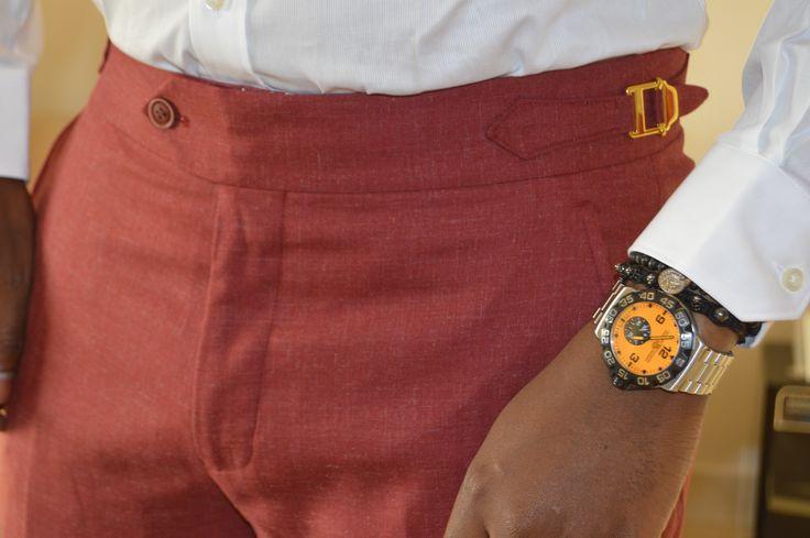 LMT Detail. #Menswear #Tailored