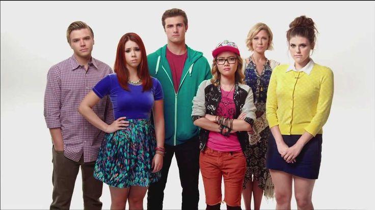 Jenna's Epic Fall   Awkward.   Season 3   MTV