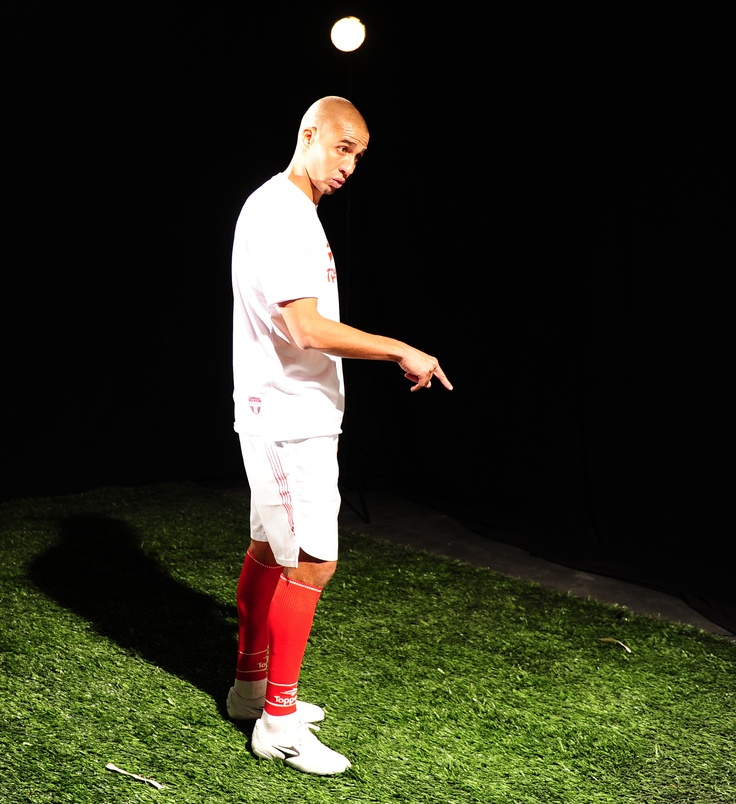 David Trezeguet para Topper Fútbol