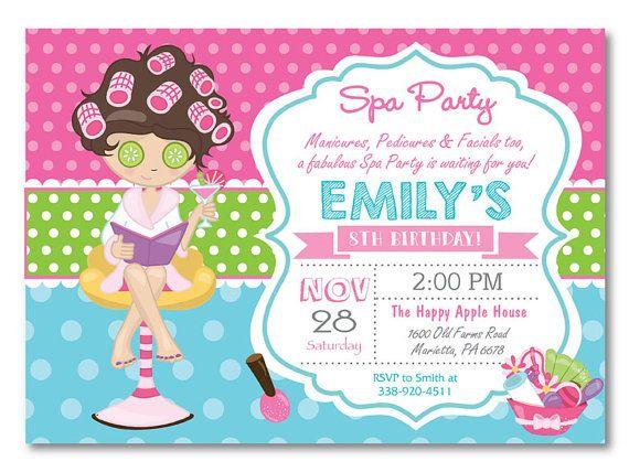 Slumber Party Invitation Ideas as perfect invitations design