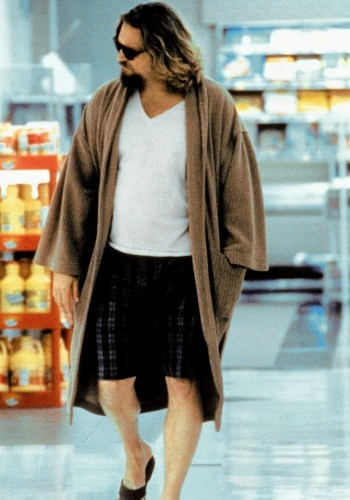 I found my Halloween costume | The Big Lebowski  http://www.amazon.com/Got-Any-Kahlua-Collected-Recipes/dp/1478252650