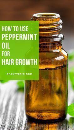 7 Finest Methods Use Peppermint Oil For Hair Progress