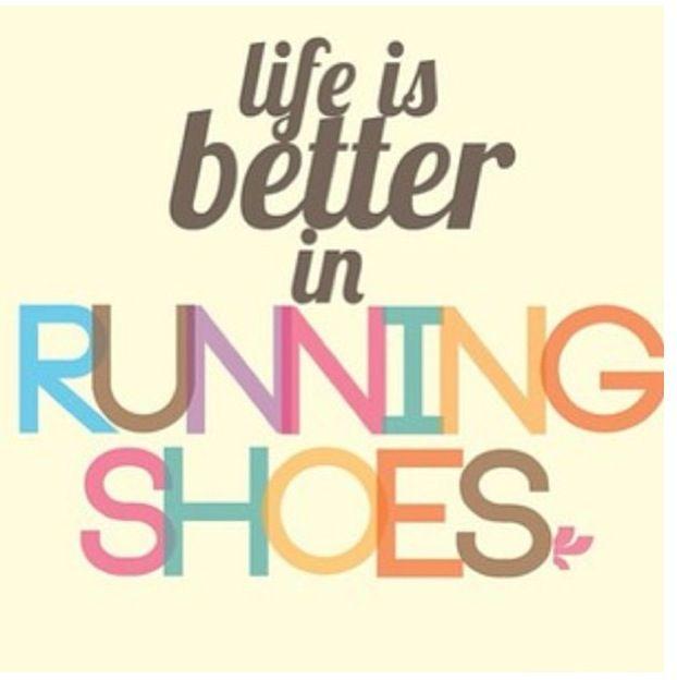 running shoes rocks! <3 #corremulherada