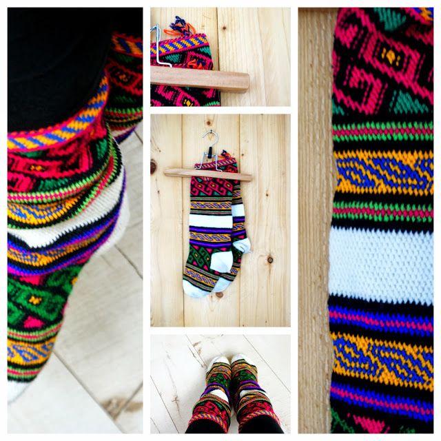 pamir socks  www.springandstuff.blogspot.com