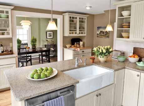 Desain Lampu Ruang Dapur Untuk Pencahayaan Dapur | Info Desain ...