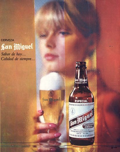 Cerveza San Miguel, 1966