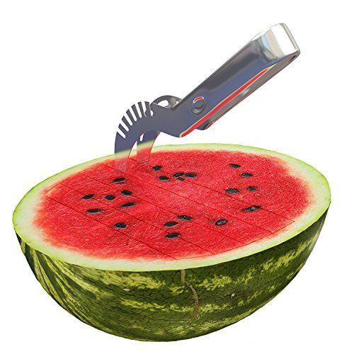 OIOLP Watermelon Entkerner Ausstecher und Server - perfek…