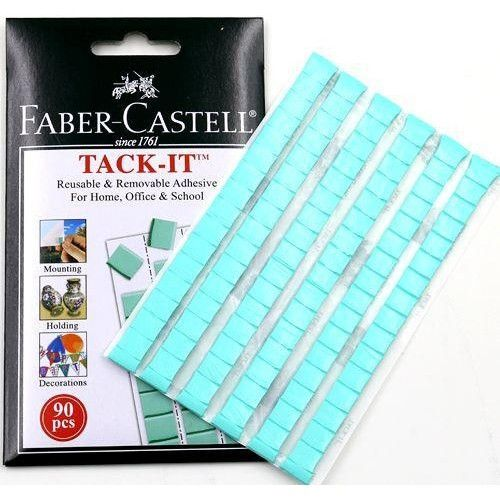Tack-it gyurmaragasztó - újra használható poszter ragasztó - Faber Castell gyurma ragasztó Ft Ár 489