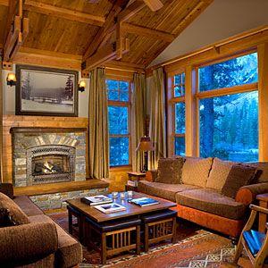 37 best cabin getaways   Tamarack Lodge