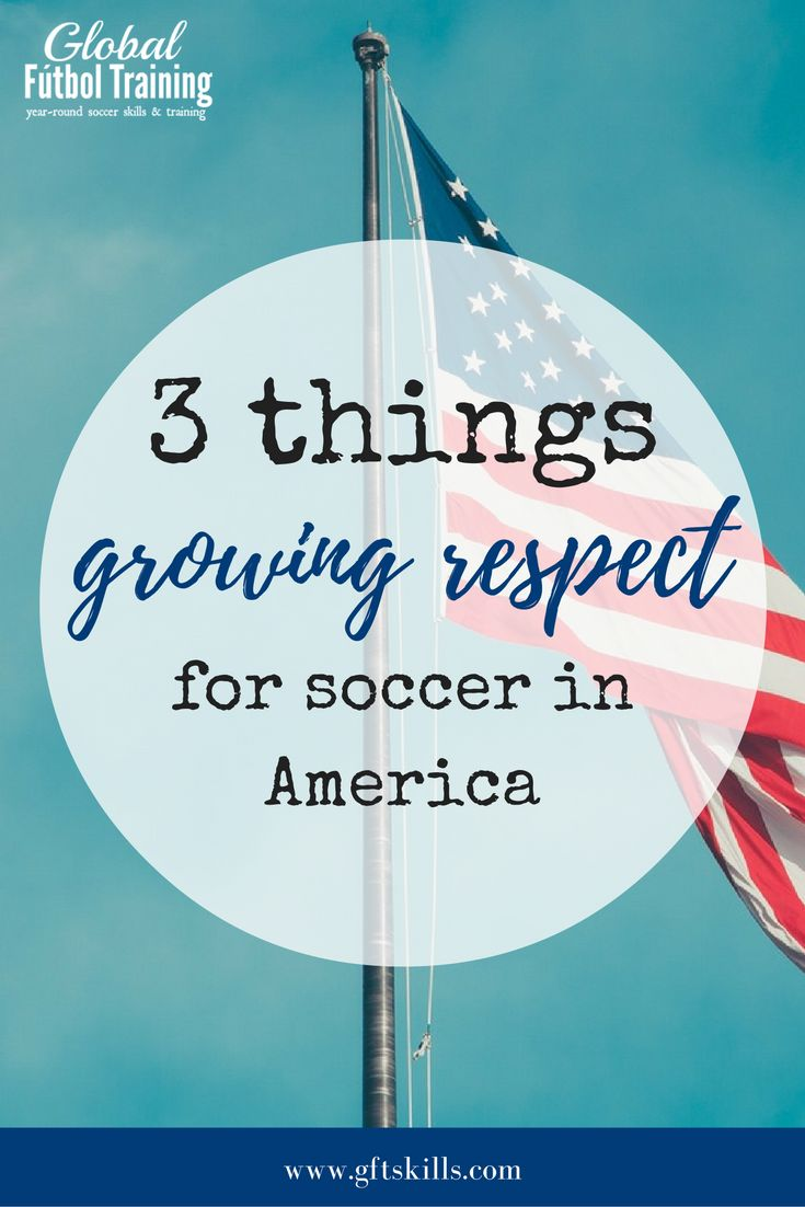The future of US soccer is bright and kids of today have a lot to look forward to! Soccer in the US has been growing in interest, and respect each year. The US is getting stronger soccer players, more fans, and overall more interest. Here are the three essential pieces to continuing to change the soccer culture in the US.