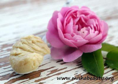 MishaBeauty - DIY kosmetika: Jemné hydratační tělové máslo - Vegan