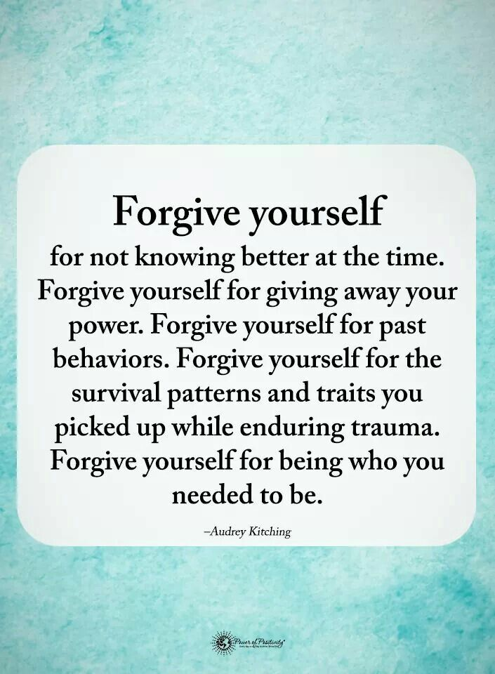 Pin By Peggy Marshall On Problem People Family I Am Not Alone Forgiveness Forgiving Yourself Emotional Healing