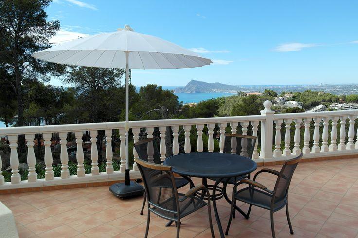 Casa Anna, schitterend uitzicht!