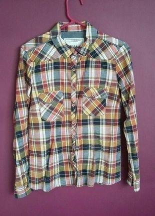 Kup mój przedmiot na #vintedpl http://www.vinted.pl/damska-odziez/koszule/13930473-piekna-koszula-w-krate