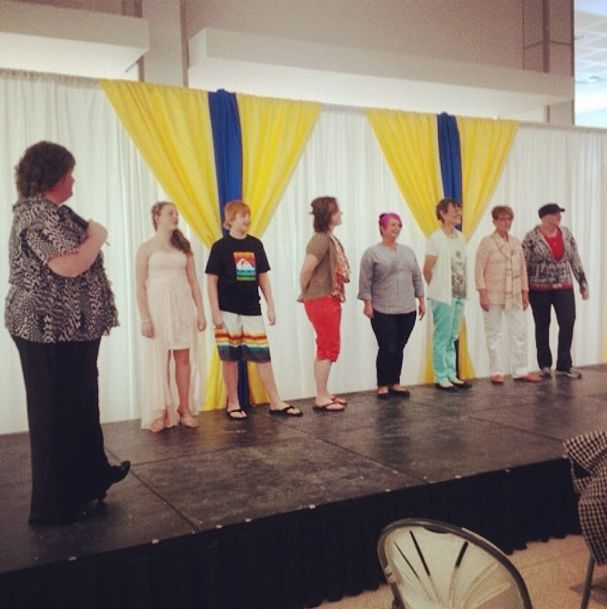 There were so many great looks at yesterday's #DIBLM Fashion Show! Which one was your fave?  #Sarnia #SLont