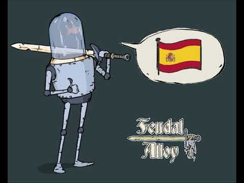 Spanish localization - done! #indiegame #spain #spanish #game #gamer #gaming #steamgame #ps4 #xbox
