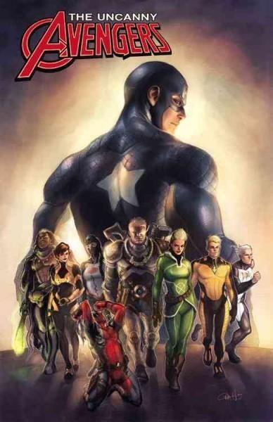 Marvel Uncanny Avengers 3: Civil War II