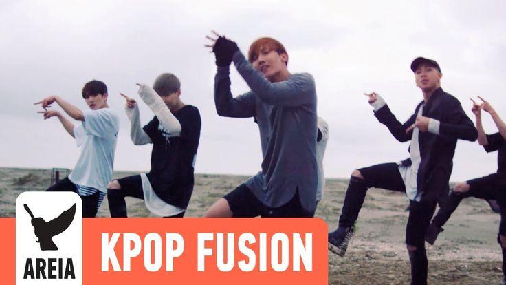BTS (방탄소년단) - Save Me   Areia Kpop Fusion #22 REMIX RECOLOR - YouTube