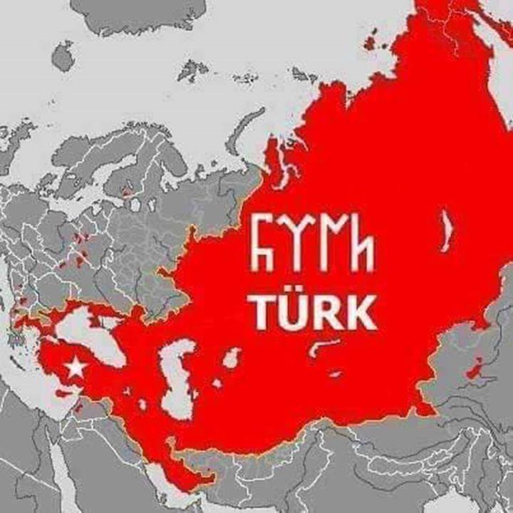 Türk Birliği ulusumuzun kaderidir!