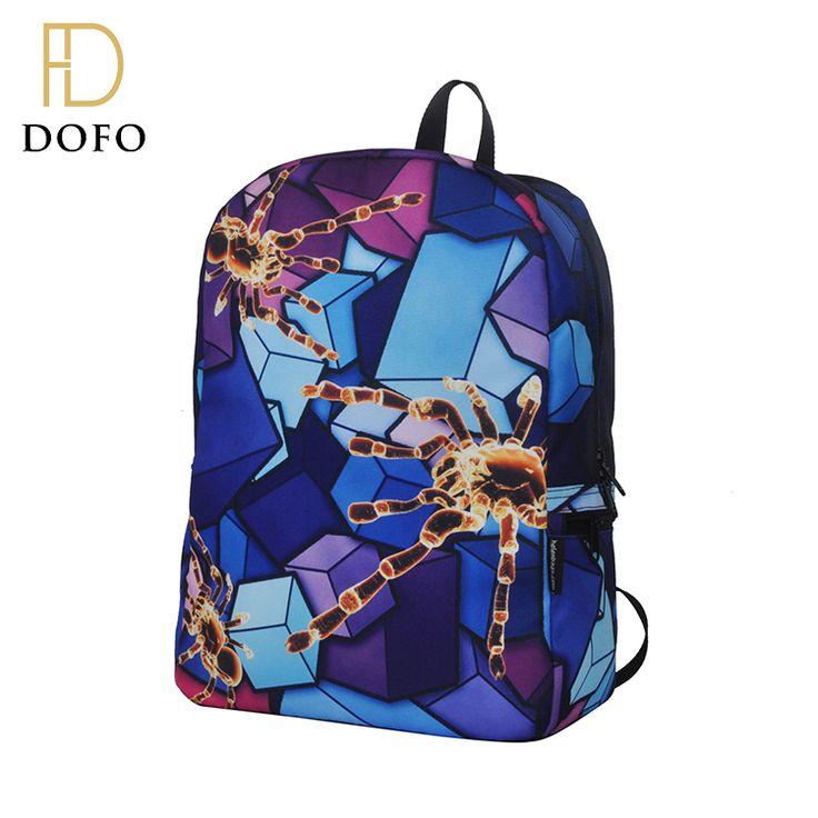 OEM custom full printing lightweight multifunctional school bags sublimation backpack
