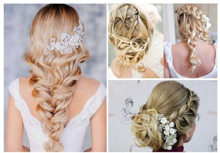 Penteado de noivas com trança