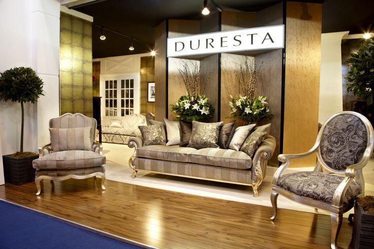 Duresta at Interiors show 2014 - NEC. Wolfgang sofa
