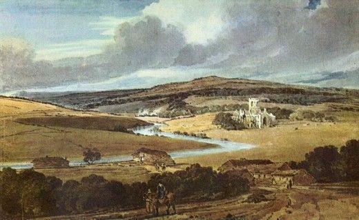 painting by Thomas Girtin