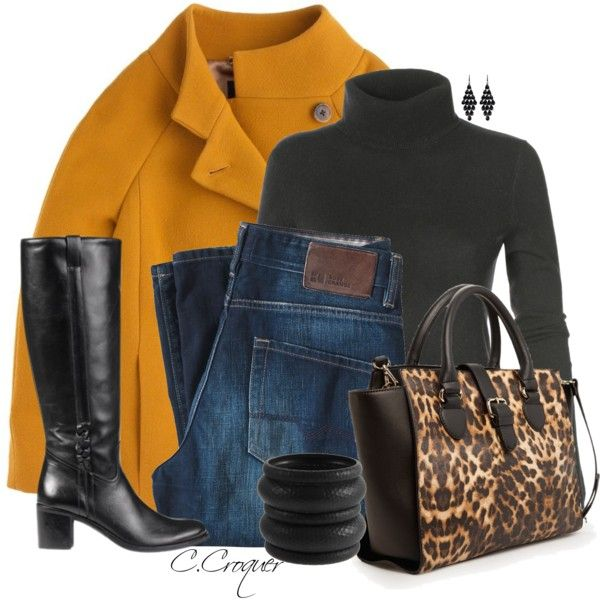 A fashion look from September 2014 featuring J.Crew coats, MANGO tote bags and ASOS bracelets. Browse and shop related looks.