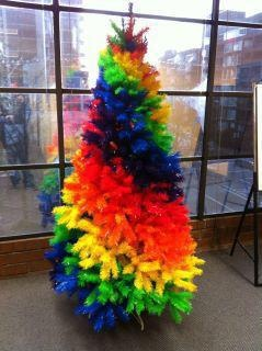artificial naked tree