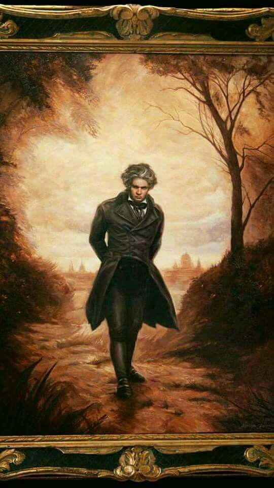 """a biography of ludwig van beethoven the great composer Life of ludwig van beethoven ludwig van beethoven, also known as """" the general of musicians,"""" was born on december 16, 1770 however, this date is not."""