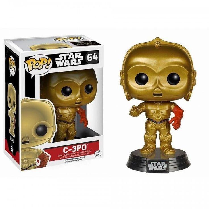 C-3PO POP!