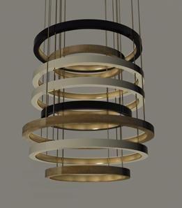 Emiliano Salci, Ceiling Lamp