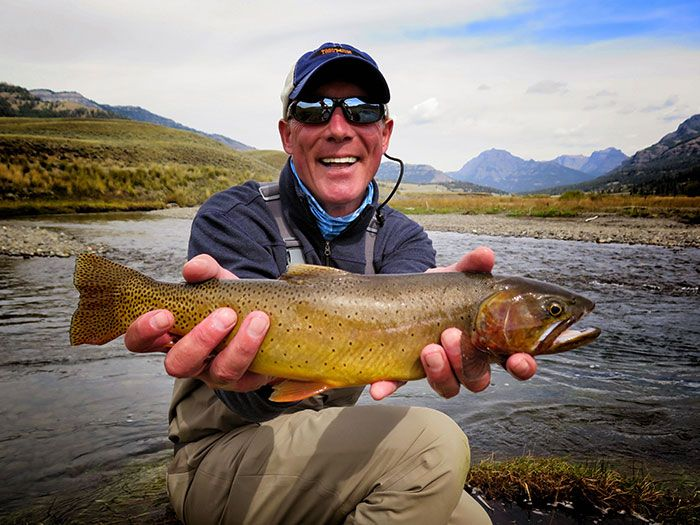 Tuesday tips the best of fall dry fly fishing orvis for Orvis fly fishing 101