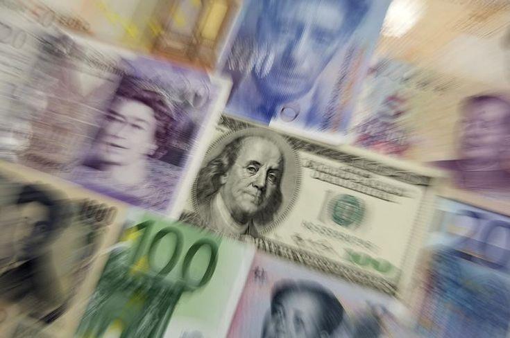 El Repertorio de Refritos: El dólar abre el 2015 con fuerza y sube ante el euro y el yen