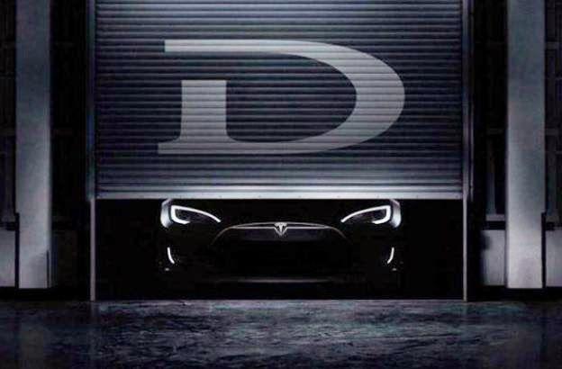 Free Thinker - Michele Rovatti's blog                     : Auto: La nuova Tesla D è arrivata