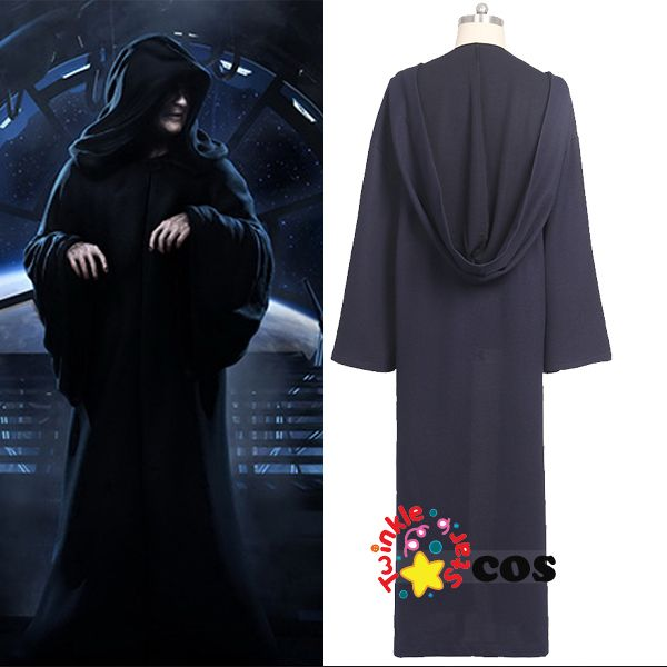 >> Click to Buy << Halloween cosplay costumes for adult star wars Jedi Knight capa Darth Vader jacket adult cosplay costume #Affiliate