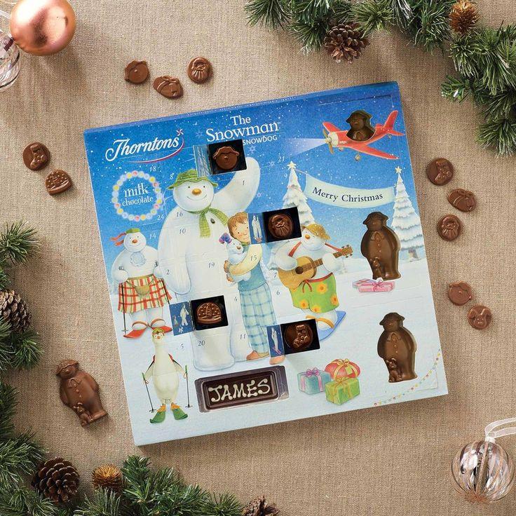 The Snowman™ Milk Advent Calendar   Advent Calendars   Thorntons
