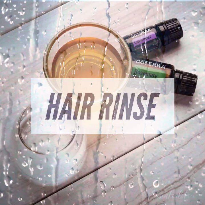 Recuerda De Usar El Botón De Traducción Al Español Rosemary Lavender Vinegar Hair Rinse Is Just What I Vinegar For Hair Vinegar Hair Rinse Hair Rinse
