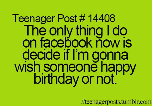 Teenager Post #14408