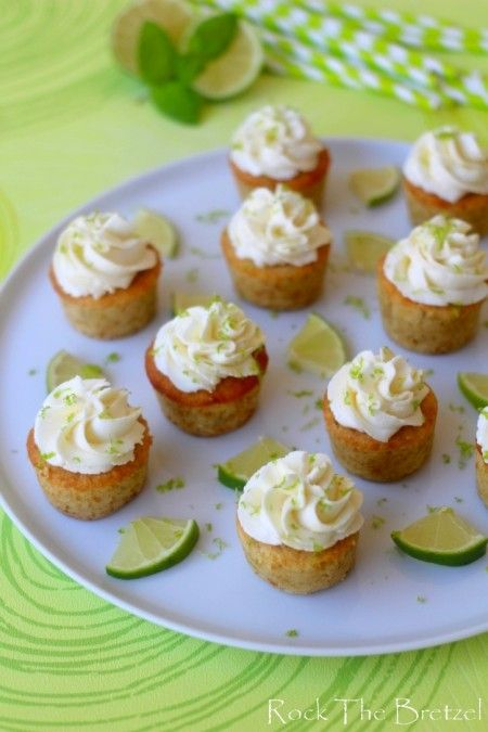 Cupcake mojito7