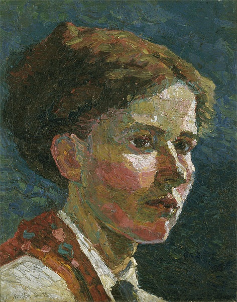 Grace Cossington Smith | Self-Portrait, 1916