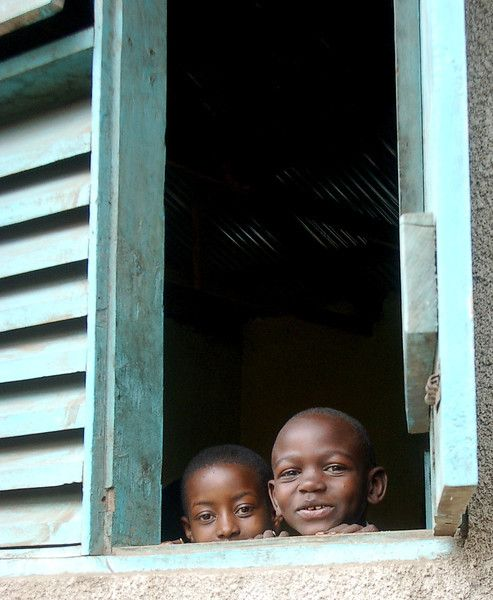 Children Around The World -  A Photo Essay by Susan Shain [Picture is of children in Tanzania]