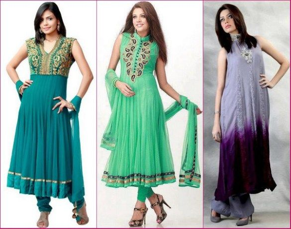Eid Salwar Kameez Dress for Women 2014