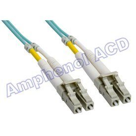 2m LC-SC Duplex 10Gb Multimode 50/125 OM3 Fiber Optic Patch Cable - 2 x LC Male to 2 x SC Male by CablesOnDemand.com. $21.00. When only high quality fiber optic patch cables will work in an installation, Amphenol Cables on Demand has the products you need. As the official online arm of the Amphenol Corporation, our cable products are manufactured by a firm that is a leader in this industry. With over 20 years experience in the design and manufacture of fiber optic cable assemblie...